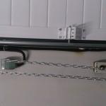 Цепной привод для секционных ворот
