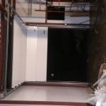 Промышленные секционные ворота для склада